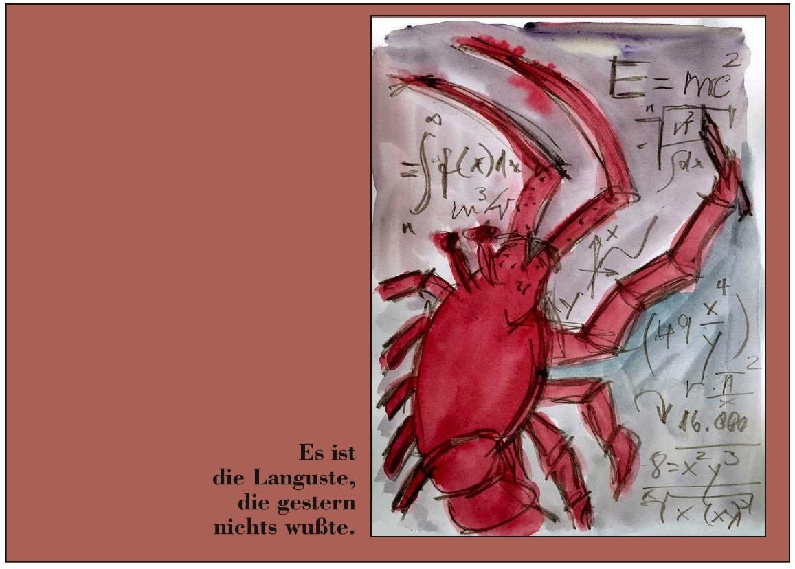 Tolle Anatomie Von Langusten Bilder - Anatomie Von Menschlichen ...